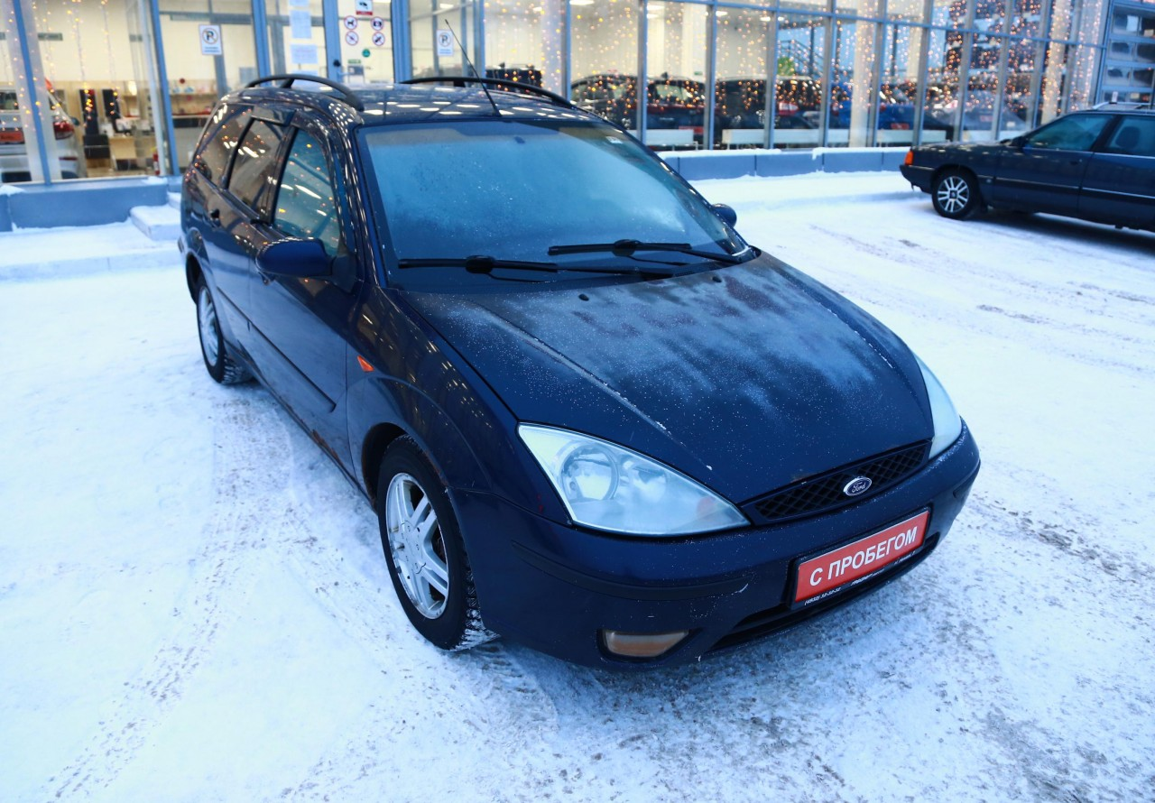 Ford Focus Wagon 2001 - 2005