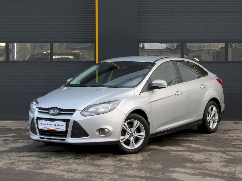 Ford Focus Sedan 2011 - 2015