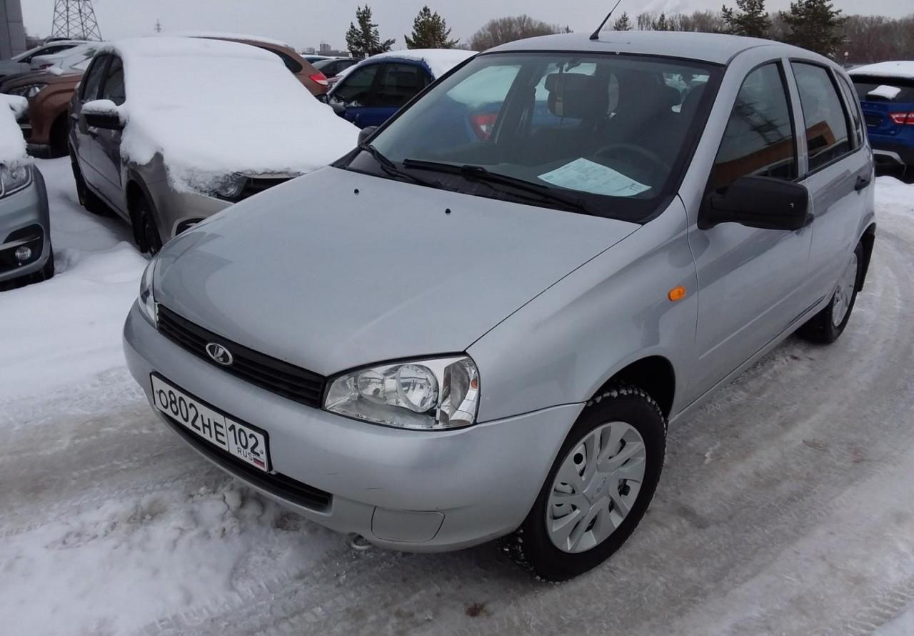 LADA (ВАЗ) Kalina Hatchback
