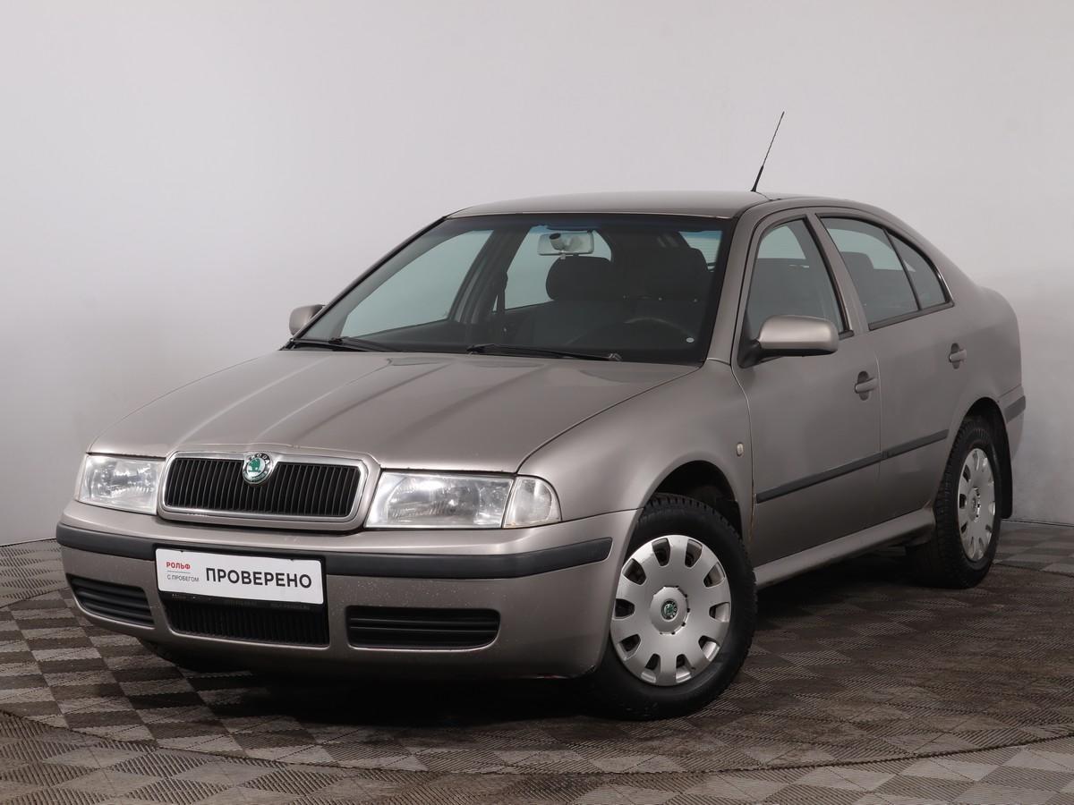 Skoda Octavia Liftback 1996 - 2000