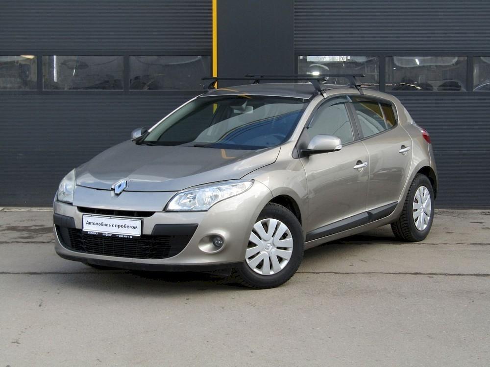 Renault Megane Hatchback 2008 - 2012