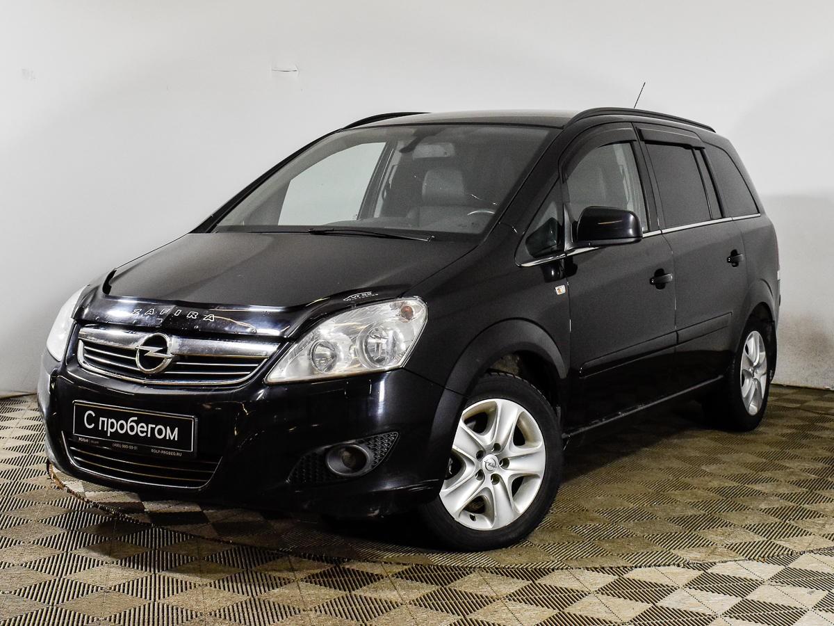 Opel Zafira Compactvan 2008 - 2014