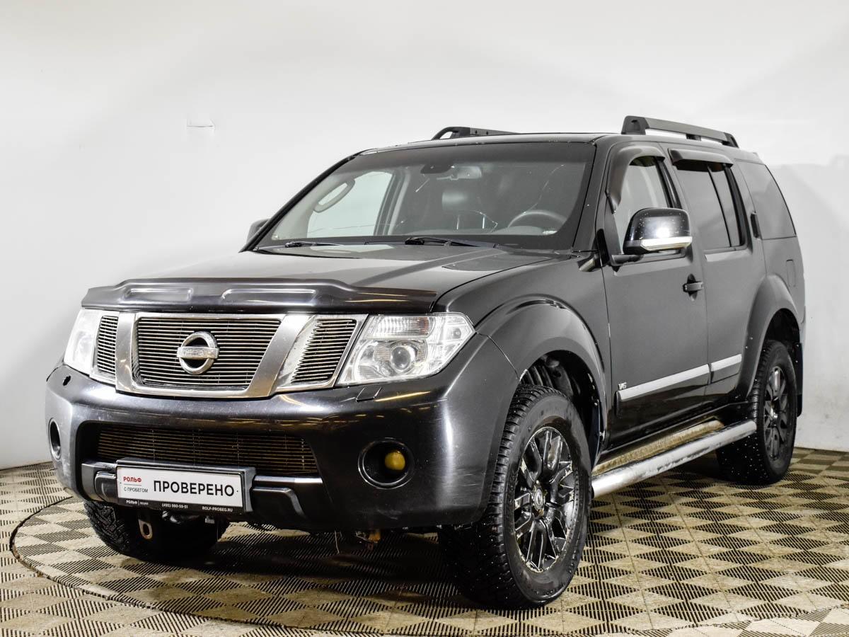 Nissan Pathfinder 2010 - 2014