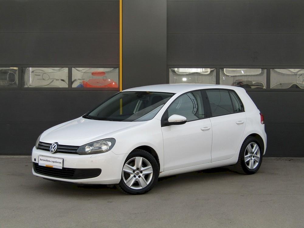 Volkswagen Golf Hatchback 2008 - 2012