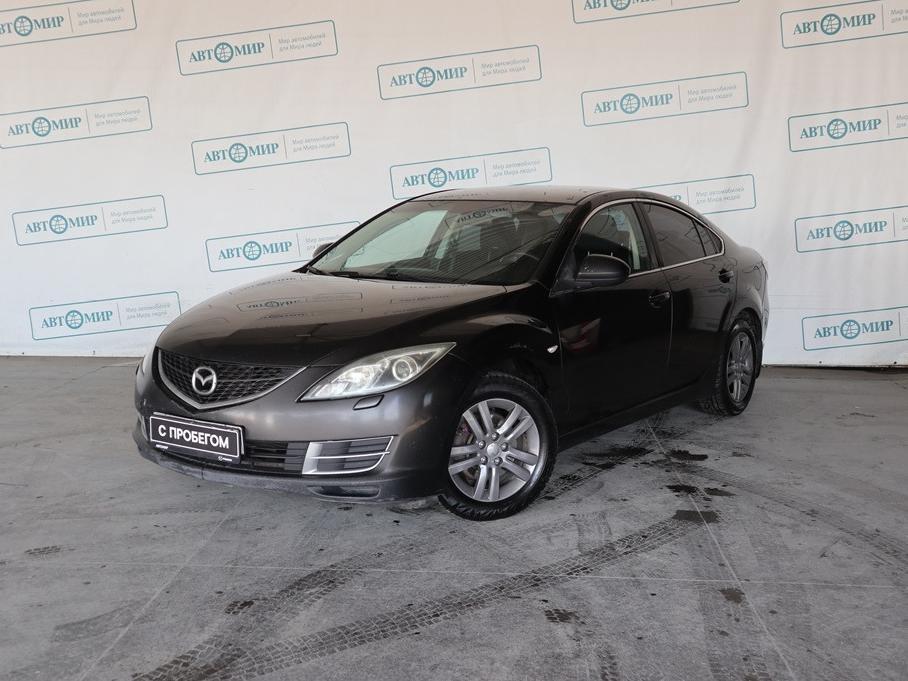 Mazda 6 Sedan 2007 - 2009