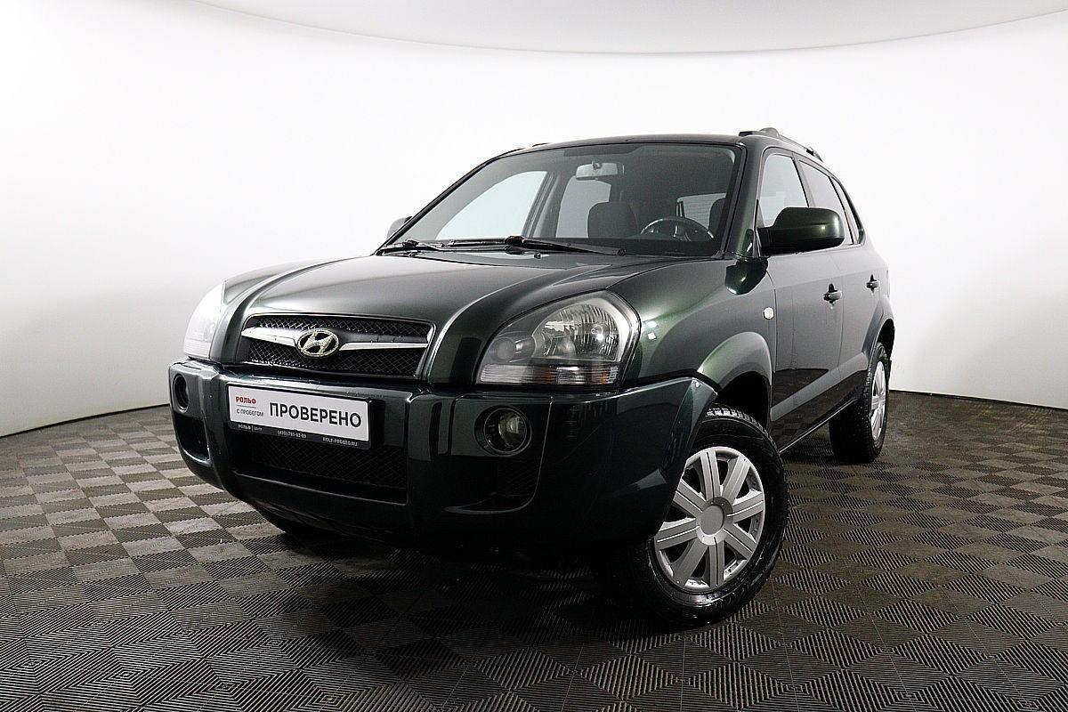 Hyundai Tucson 2004 - 2011