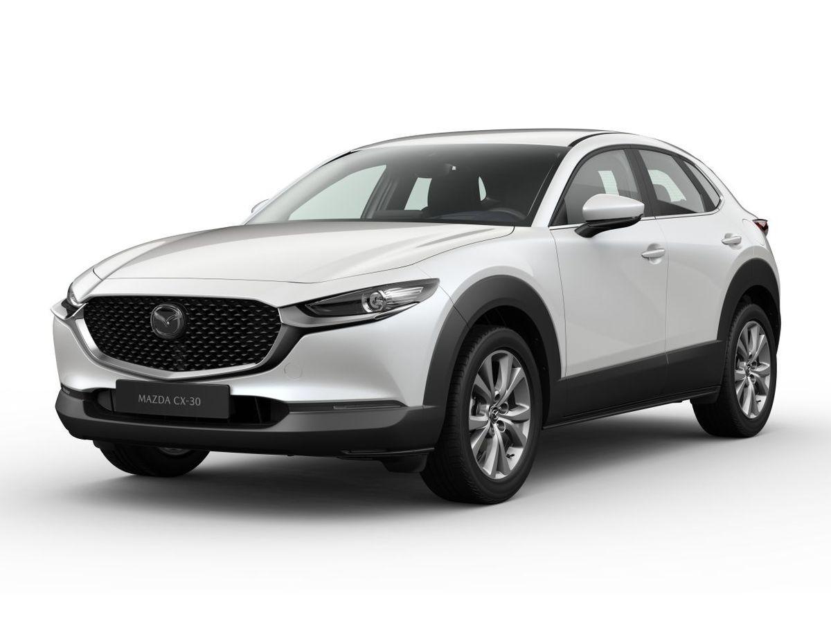 Mazda CX-30 2019 - по н.в.