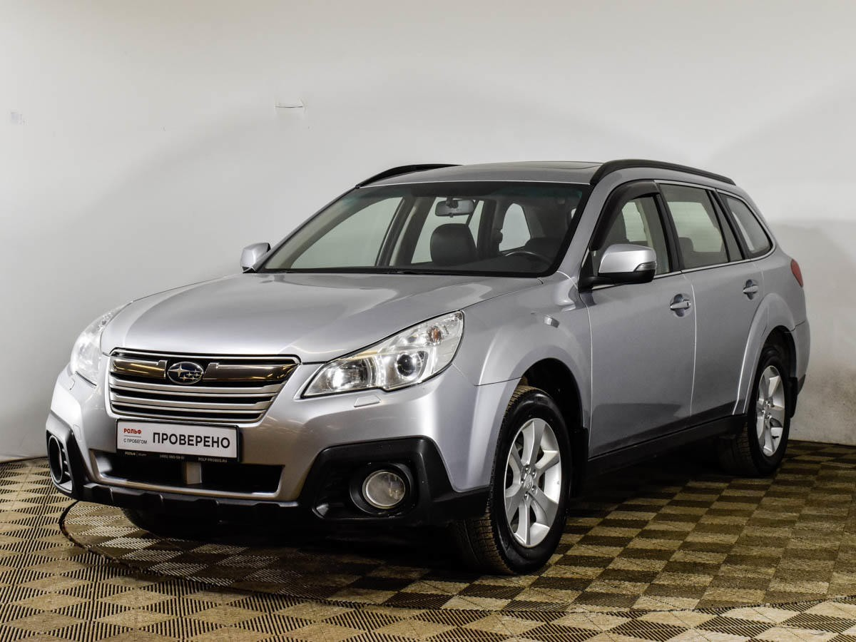 Subaru Outback Wagon 2012 - 2014