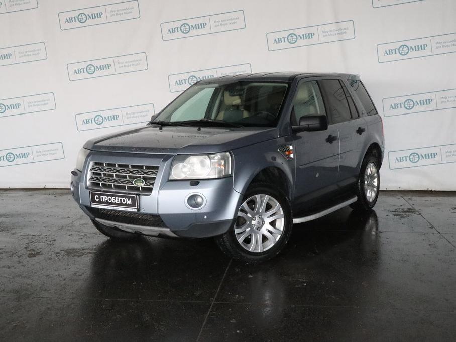Land Rover Freelander 2006 - 2010