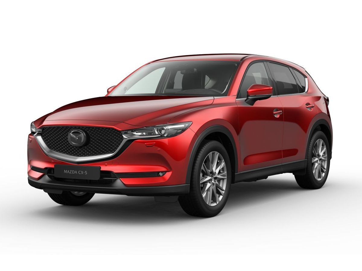 Mazda CX-5 2017 - по н.в.