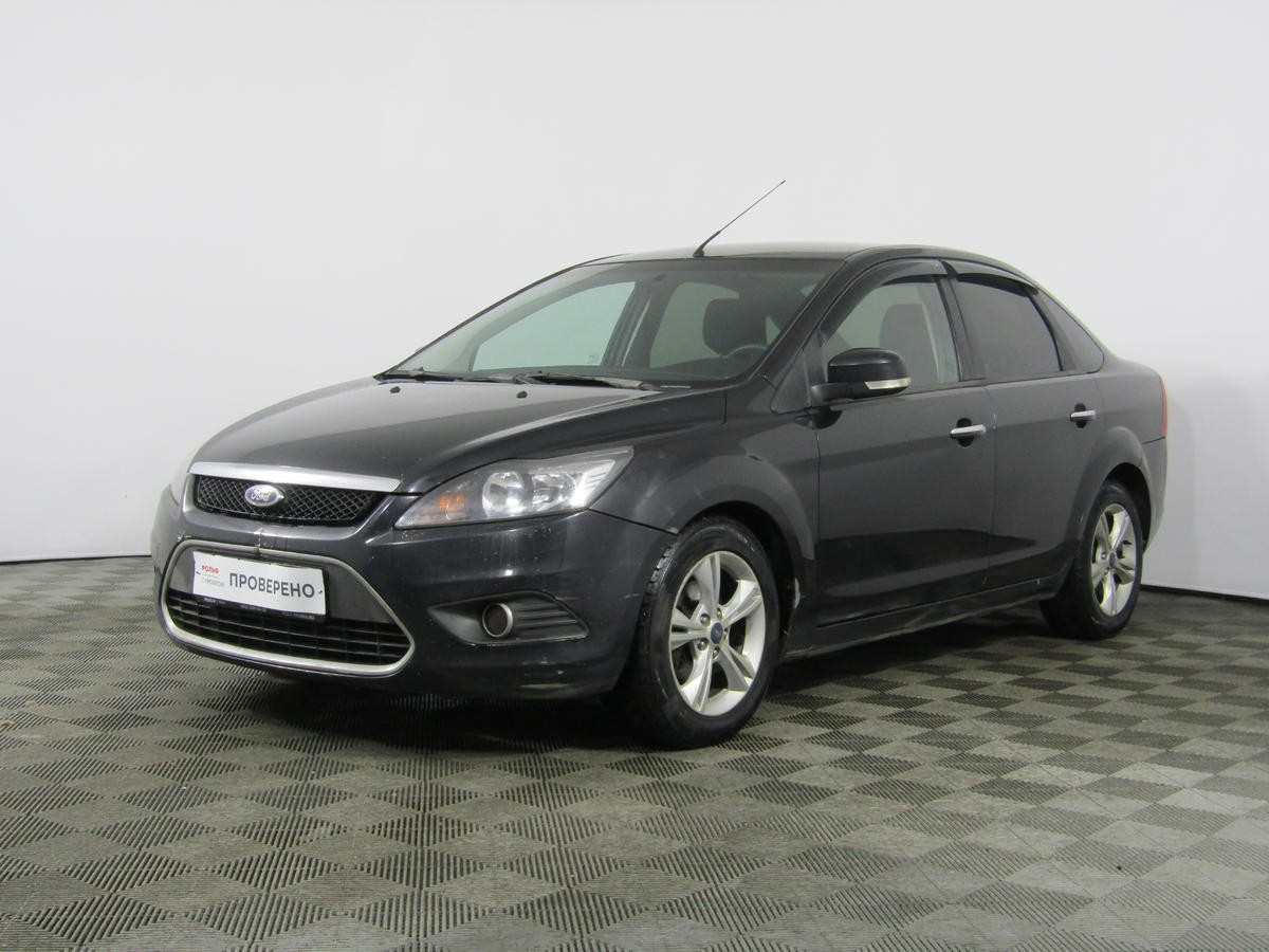 Ford Focus Sedan 2007 - 2011