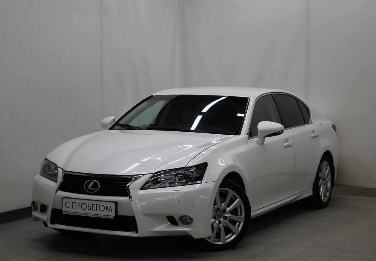 Lexus GS 2011 - 2015
