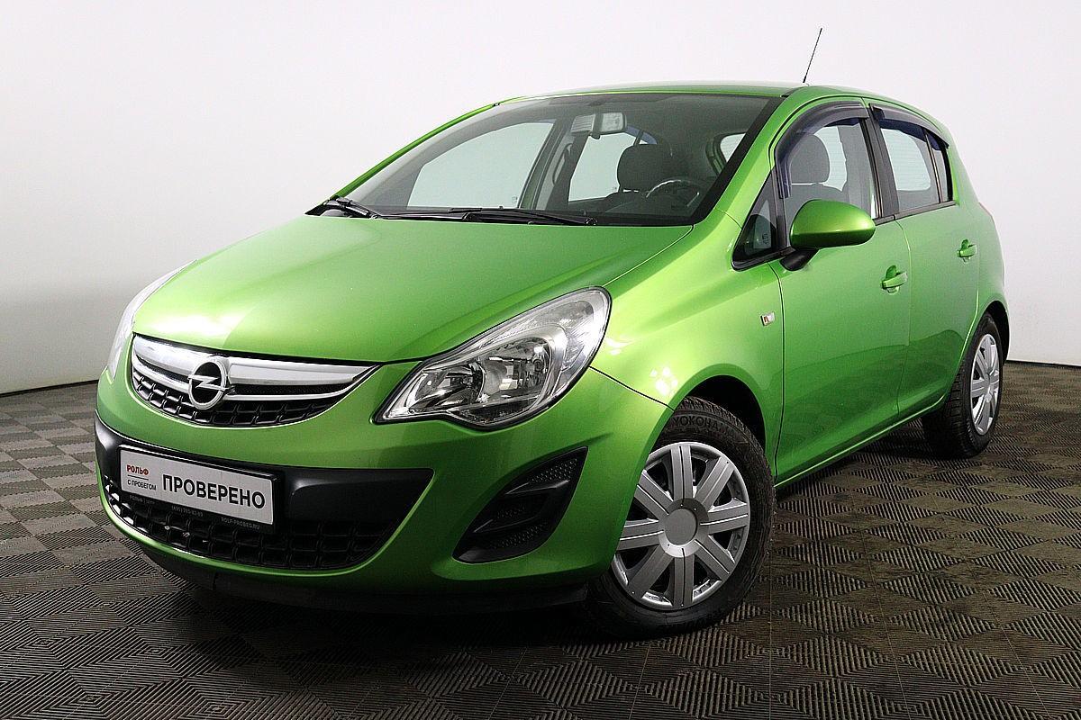 Opel Corsa OPC 2011 - 2014