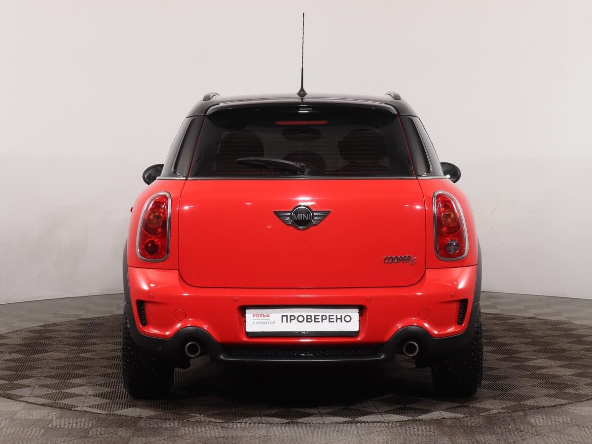 MINI Countryman 2010 - 2016