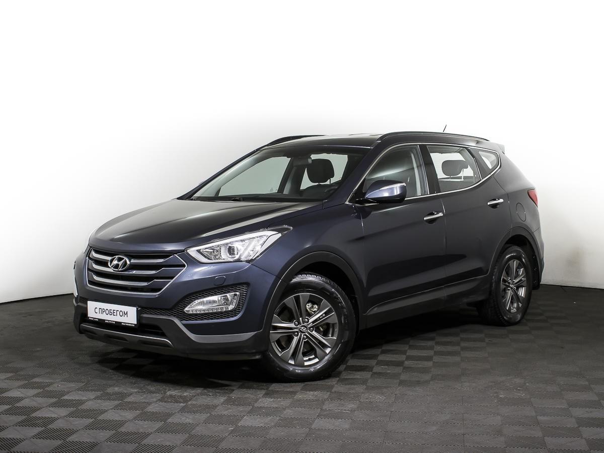 Hyundai Santa Fe 2012 - 2016