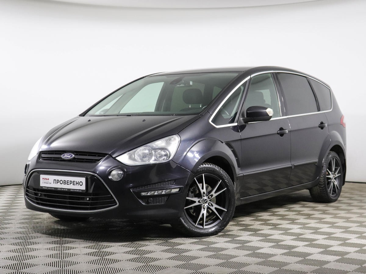 Ford S-MAX 2010 - 2015