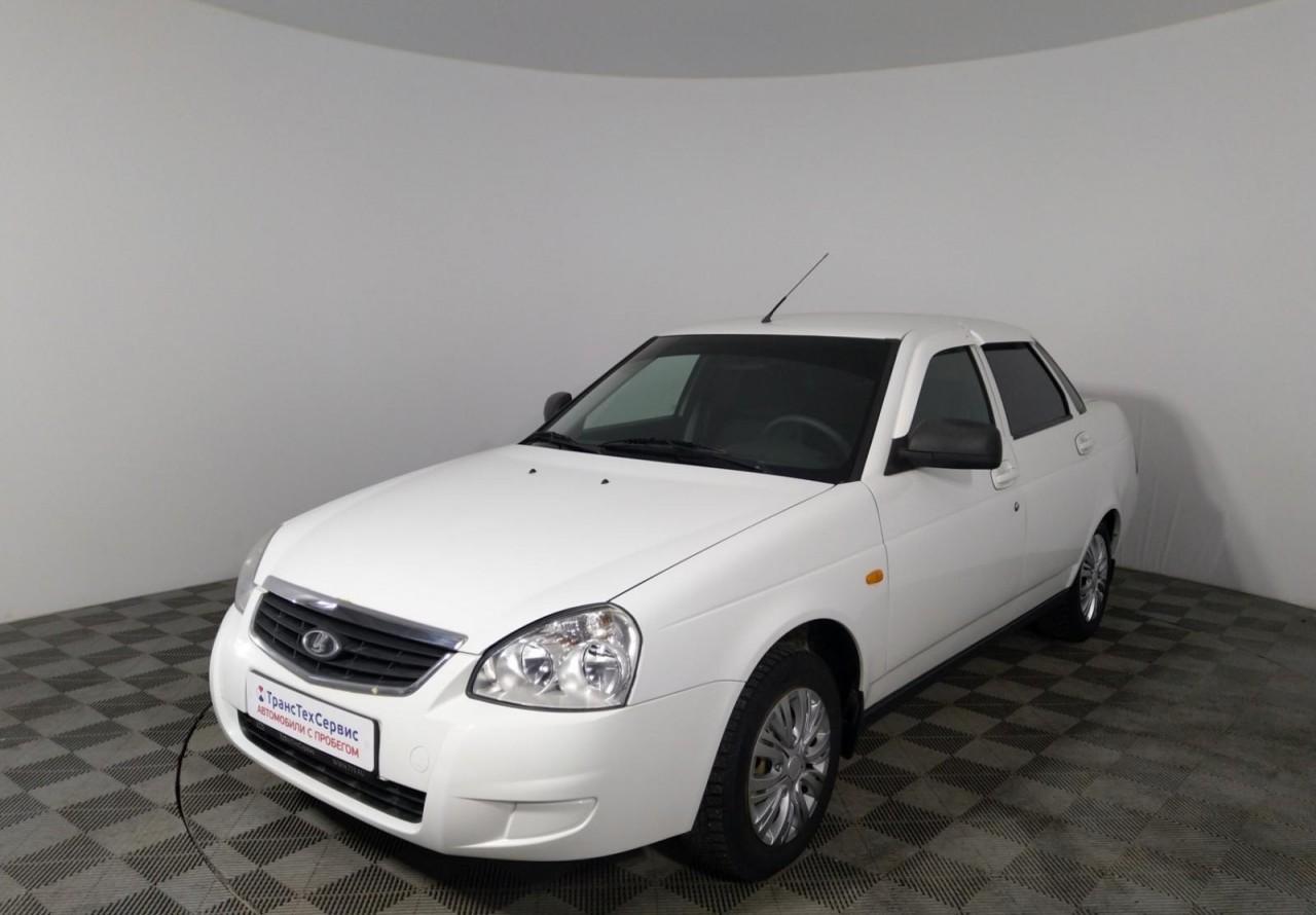 LADA (ВАЗ) Priora Sedan