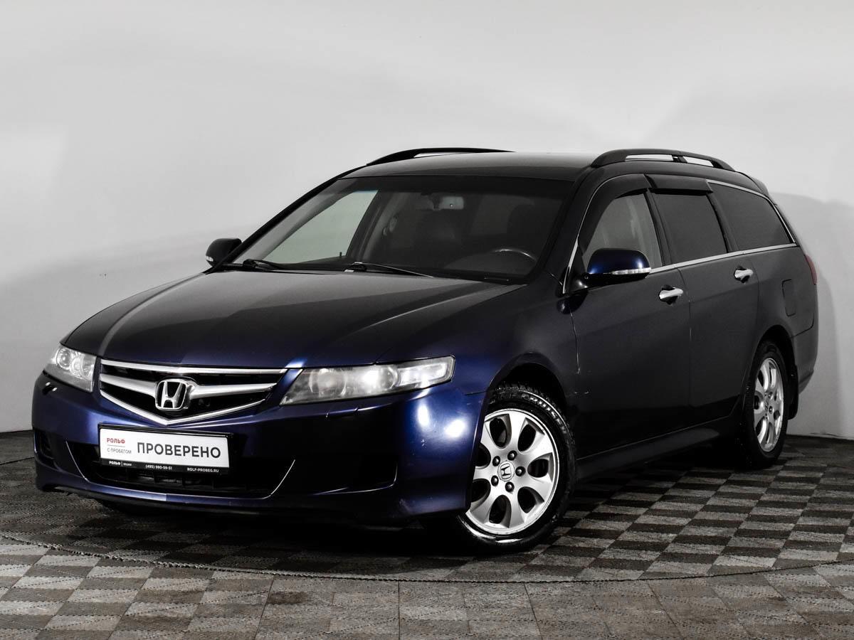 Honda Accord Wagon 2006 - 2008