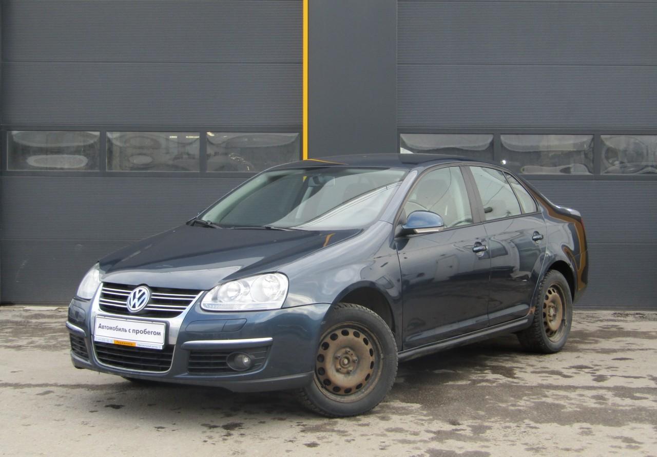Volkswagen Jetta Sedan 2005 - 2011