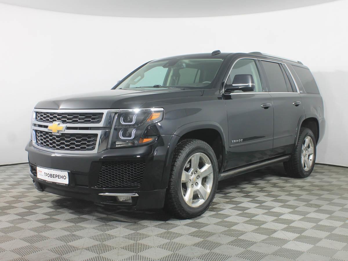 Chevrolet Tahoe 2014 - по н.в.