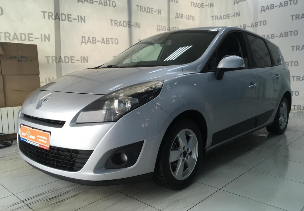 Renault Scenic 2009 - 2012