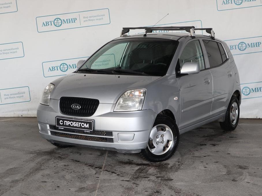 Kia Picanto 2004 - 2007