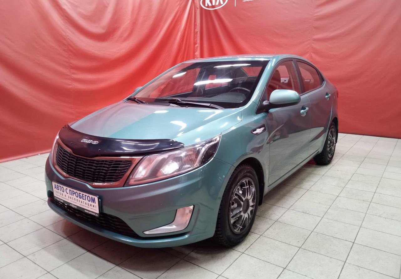 Kia Rio Sedan 2011 - 2015