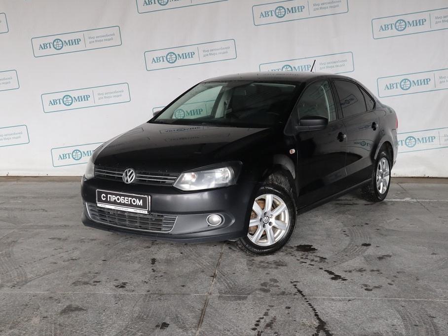 Volkswagen Polo Sedan 2010 - 2015