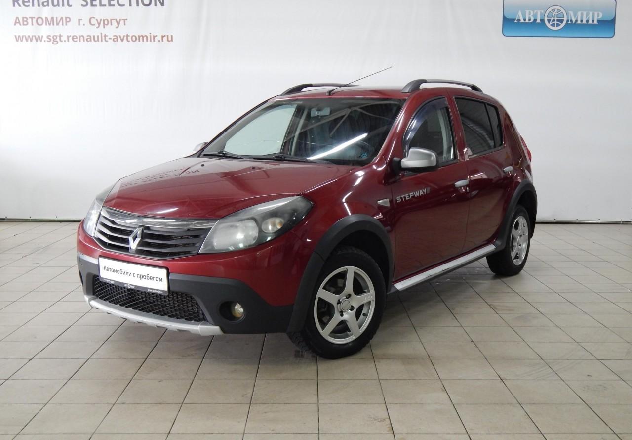 Renault Sandero 2009 - 2014