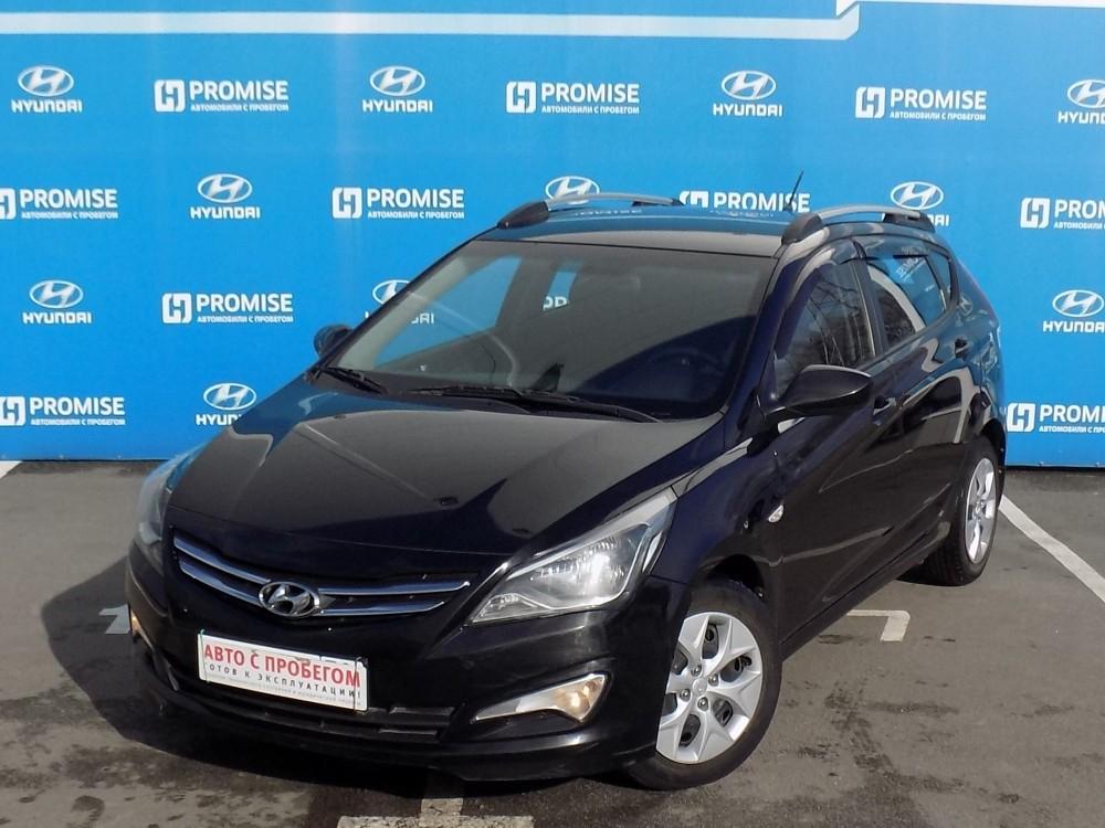 Hyundai Solaris Hatchback 2011 - 2014