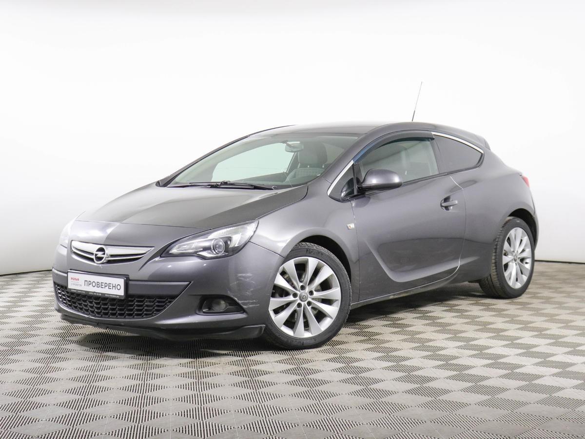 Opel Astra OPC Hatchback