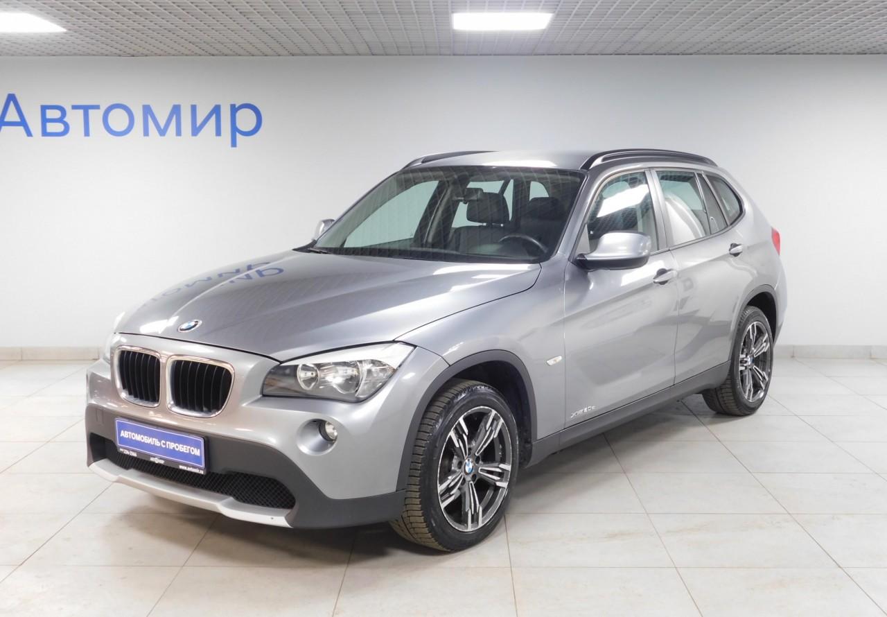 BMW X1 2009 - 2012