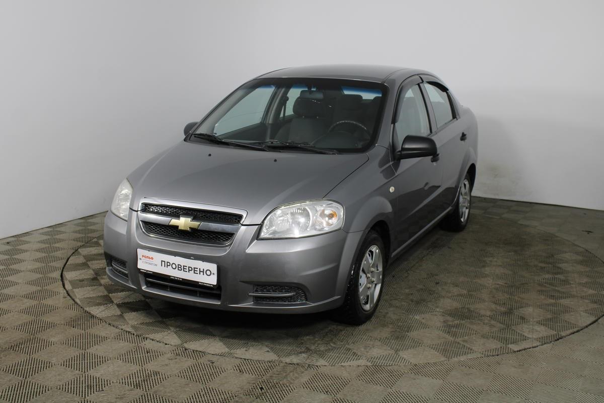Chevrolet Aveo Sedan 2006 - 2012