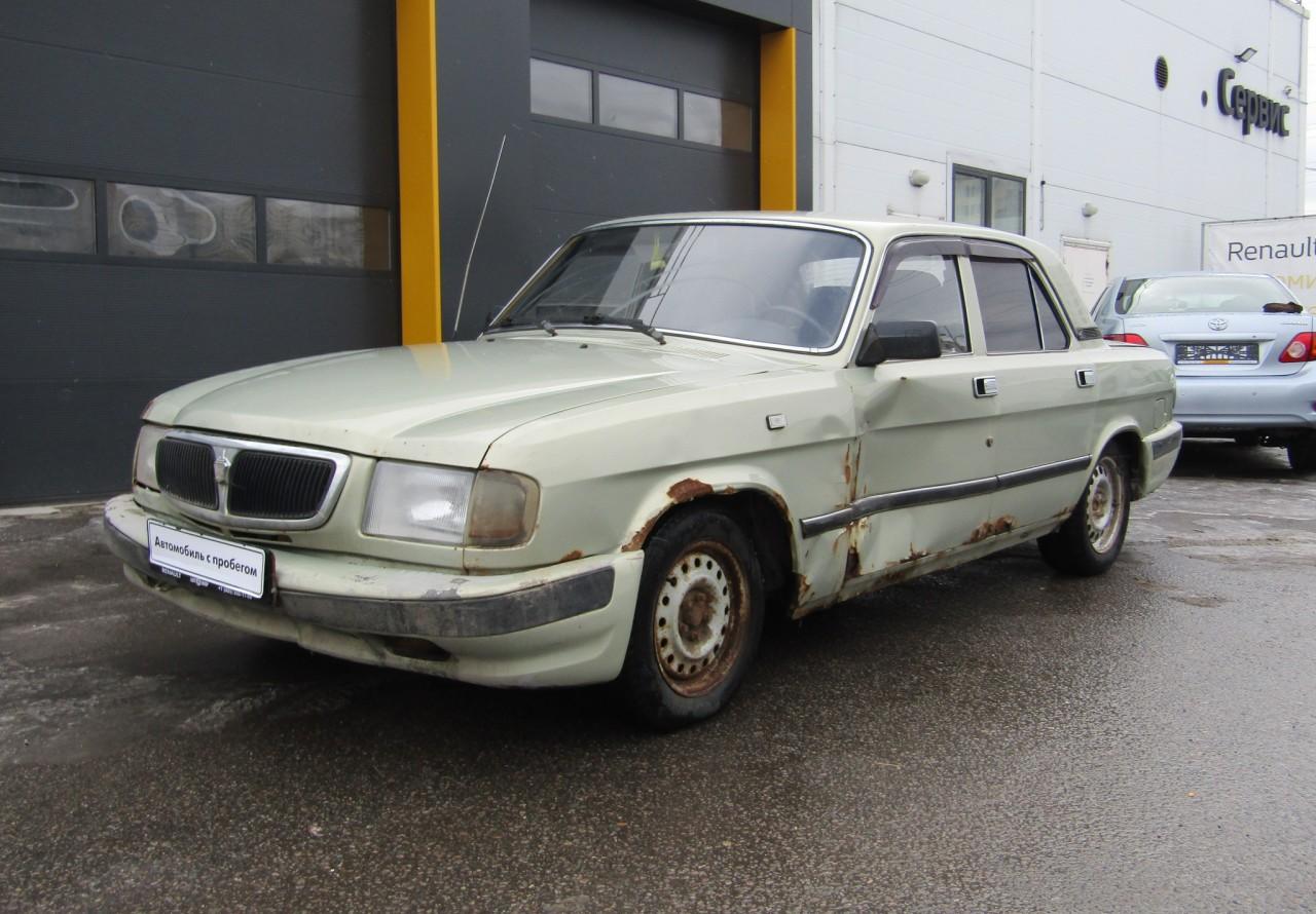 ГАЗ 3110 «Волга» Sedan 1997 - 2005