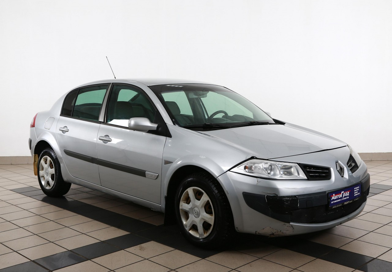 Renault Megane Sedan 2003 - 2006