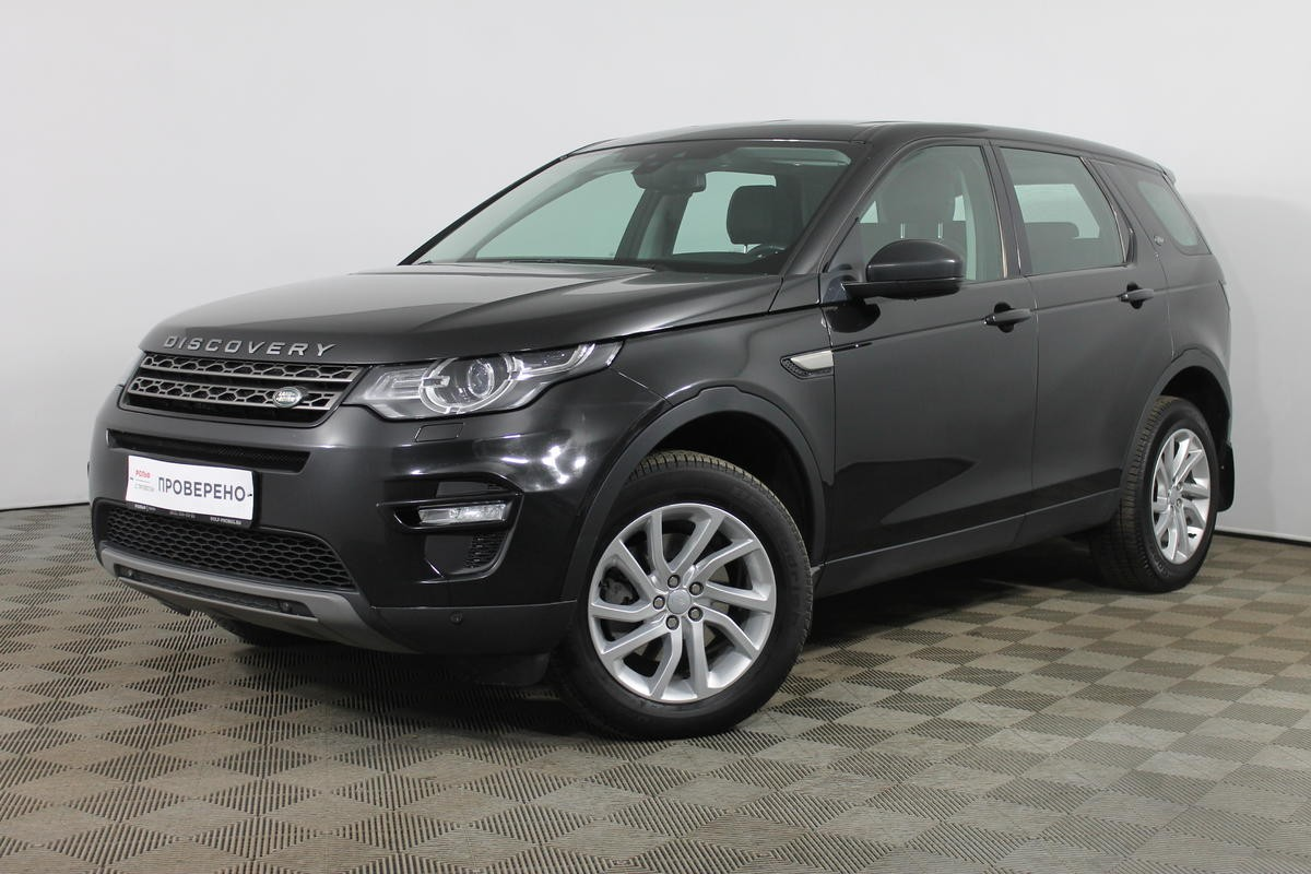 Land Rover Discovery Sport 2014 - 2019