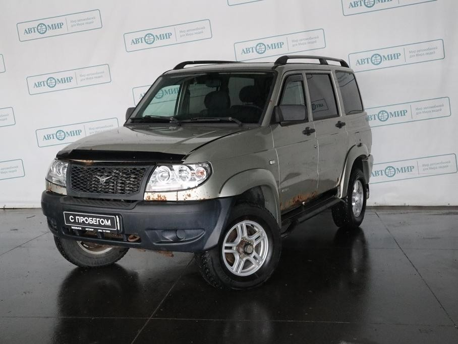 УАЗ Patriot 2012 - 2014