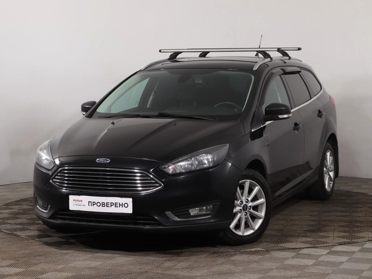 Ford Focus Wagon 2014 - 2019