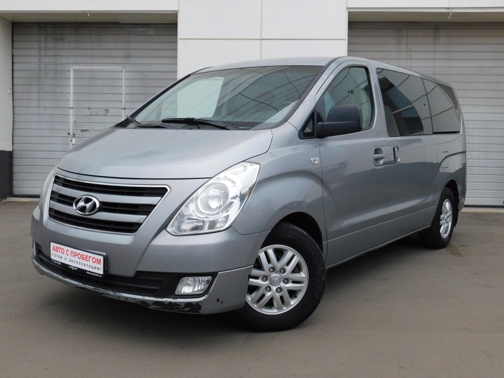 Hyundai H-1 2015 - 2018