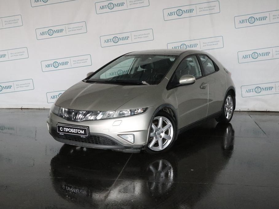 Honda Civic Hatchback 2008 - 2011