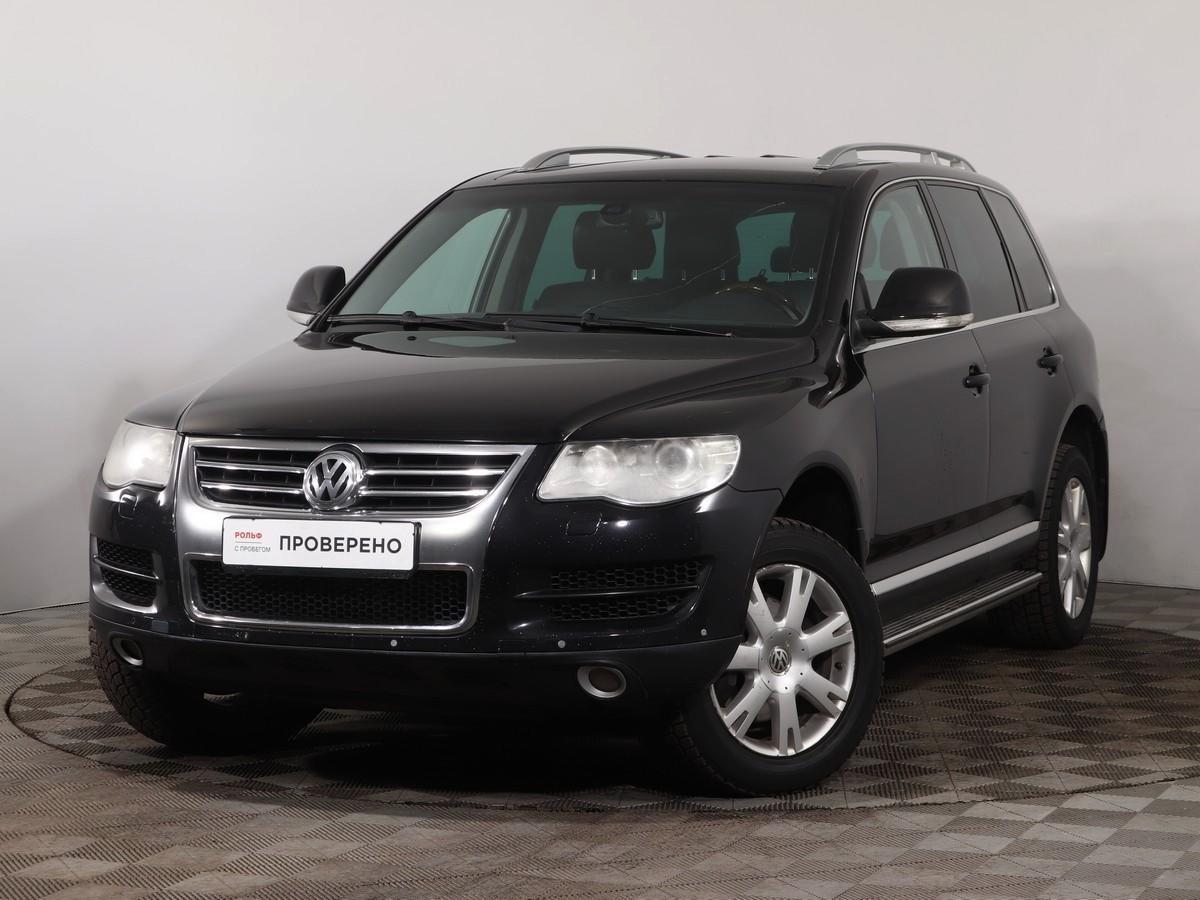 Volkswagen Touareg 2006 - 2010