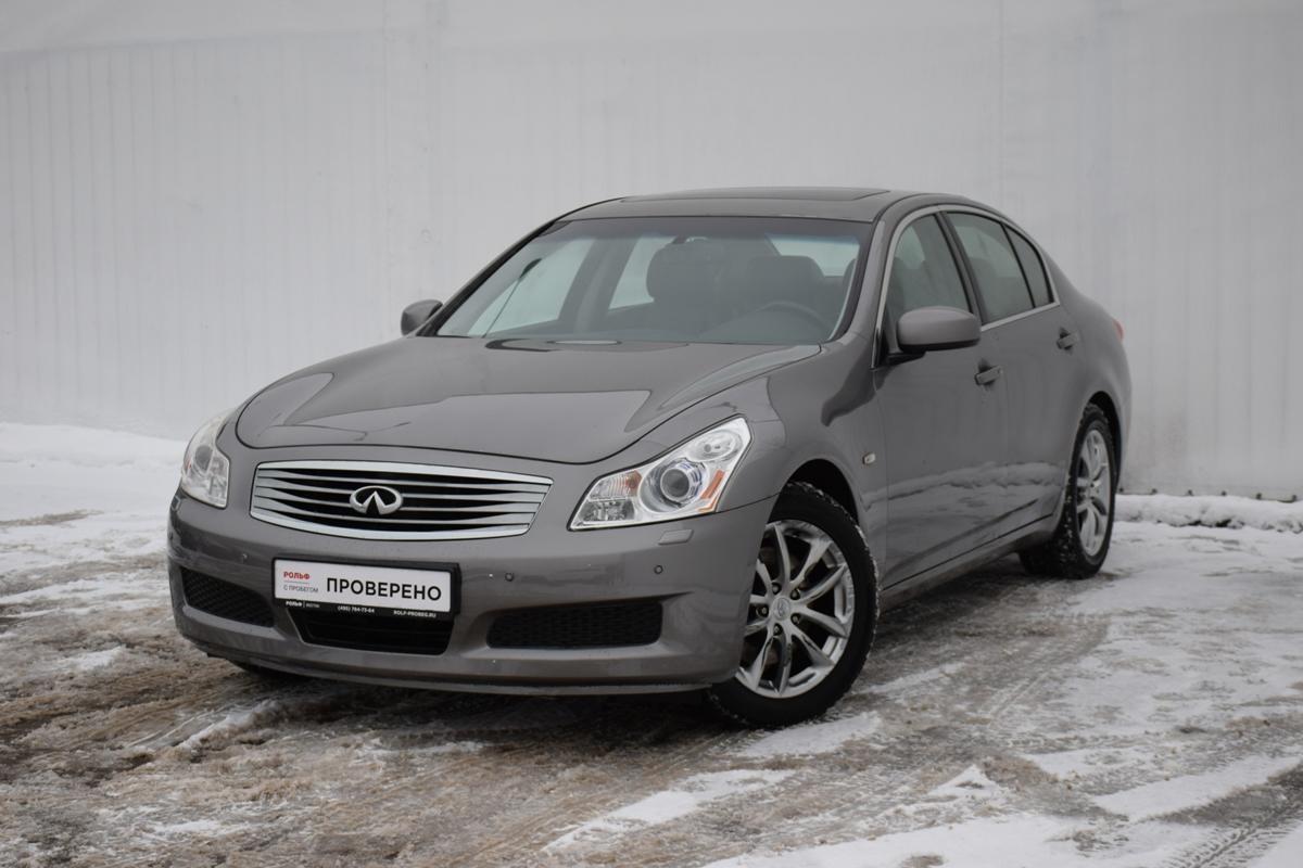 Infiniti G Sedan 2006 - 2013