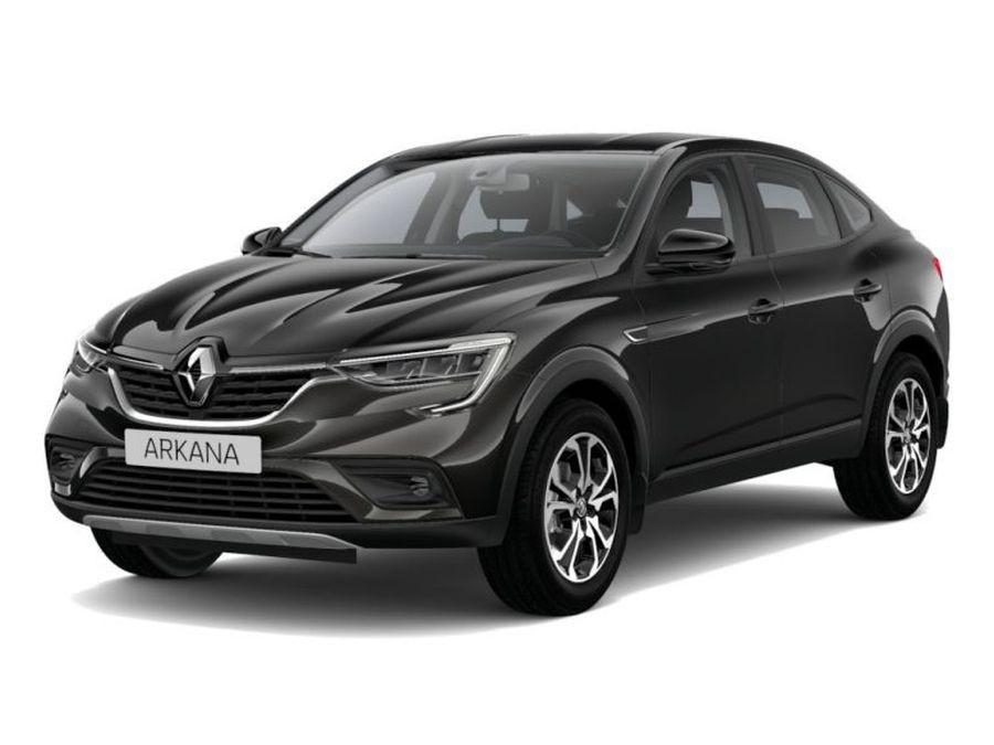 Renault Arkana 2019 - по н.в.