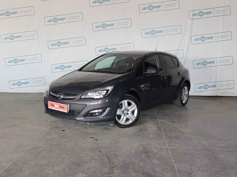Opel Astra Hatchback 2011 - 2017