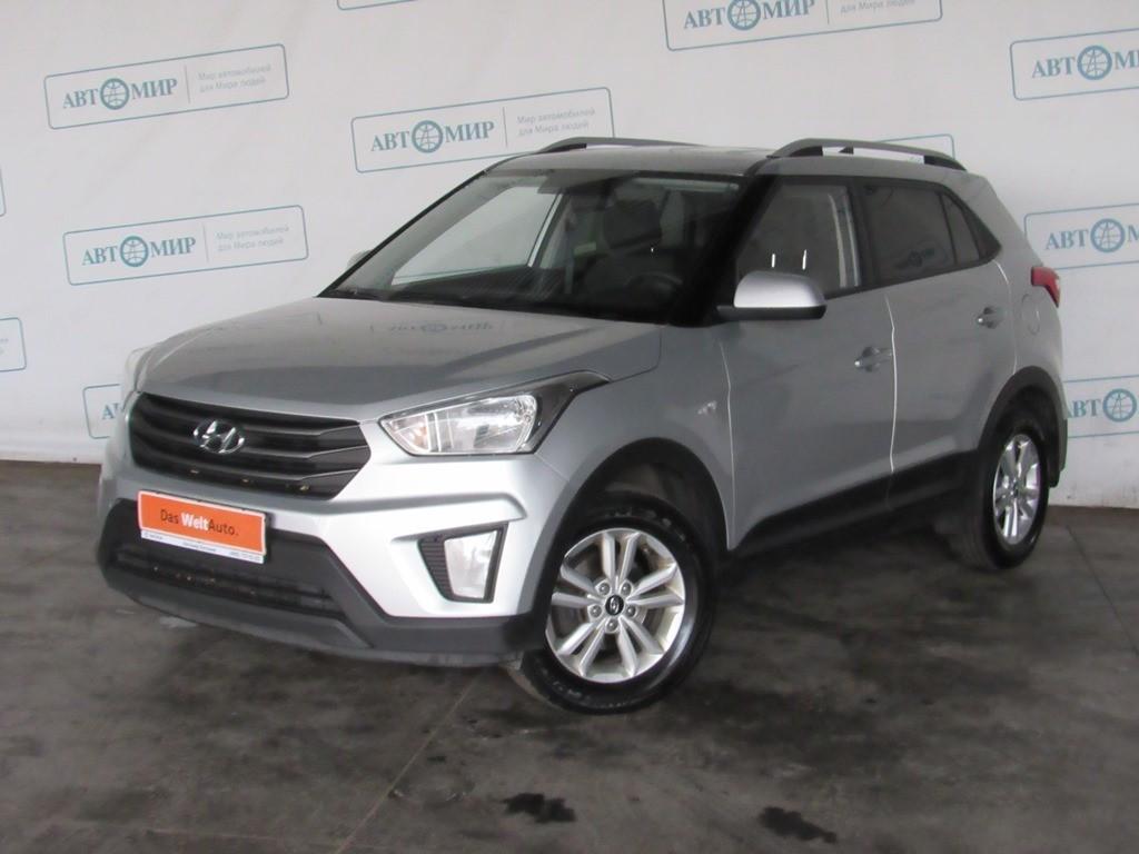 Hyundai Creta 2016 - по н.в.