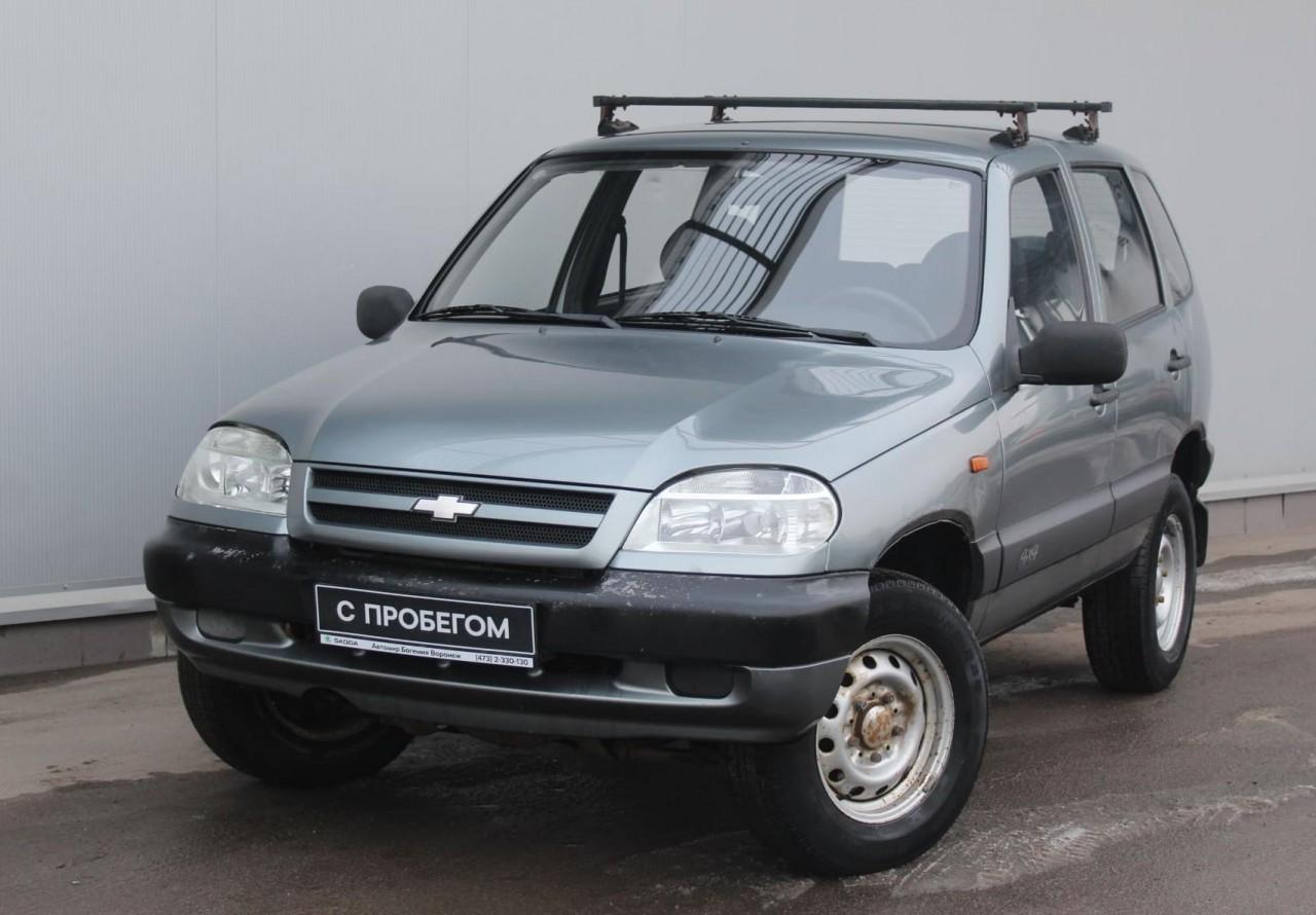 Chevrolet Niva 2002 - 2009