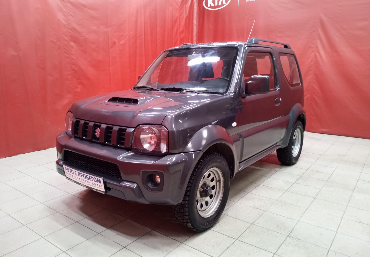 Suzuki Jimny 2012 - 2018