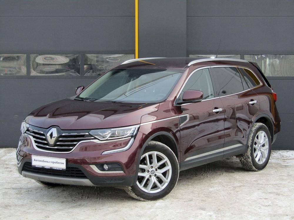 Renault Koleos 2016 - по н.в.