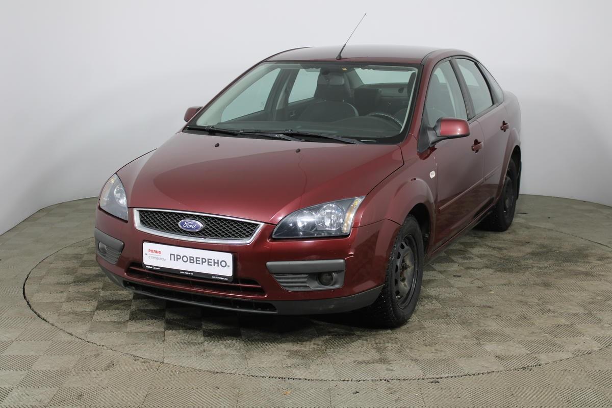 Ford Focus Sedan 2005 - 2008