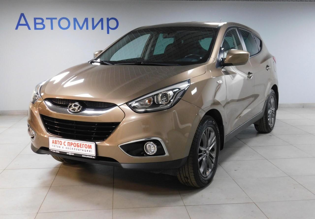 Hyundai ix35 2013 - 2015
